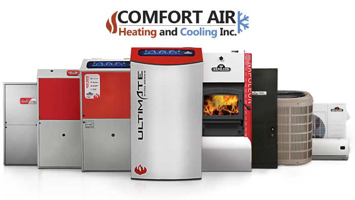 image of Napoleon Heating & Cooling products